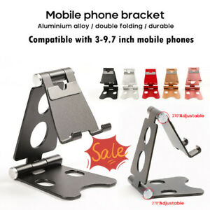 Portable Phone Stand Double Folding Stand Desktop Stand Mini Smartphone Stand&