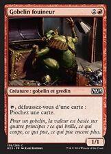 MTG Magic M15 - (4x) Rummaging Goblin/Gobelin fouineur, French/VF