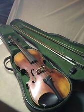 Full Size Violin Copy Of Antonius Amati 1636 For Restoration