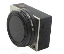 40.5 mm Filtre UV Lentille jeu de housse pour GoPro Hero 4/3 +/3 appareil photo Bague d'adaptation Lunettes