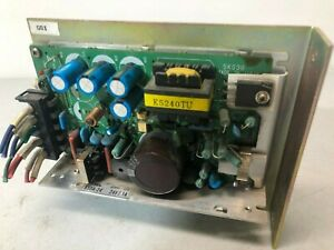 Cosel Power Supply K50A-24 TESTED , WARRANTY , GOOD CONDITION