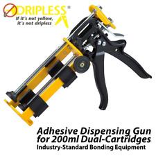 Dripless Dc200 2-Part Dispenser for 200ml (6.5 oz) Cartridges (1:1 & 2:1 Ratios)
