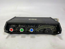 Sound Devices 302 3-Channel field mixer and preamp