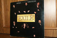Exile Mixed Emotions LP Warner Bros BSK 3205 1978 1st PR EX/VG+ Play Graded