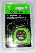 Tape Measure Keychain Mini Best Small Measuring Pocket Komelon 10ft