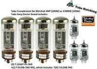 Tube set Marshall JMP 100W & JCM800 100W & JCM900 Tube Amp Doctor premium valves
