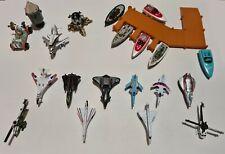 MICRO MACHINES BUNDLE - CONCORD / BOATES / PLANES / SPACE - RARE & VINTAGE