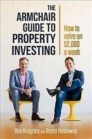 The Armchair Guide to Property Investing, Brand New, Free shipping