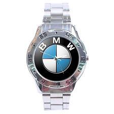 BMW F1 Racing German Automobile Logo Analogue Men's Watch No T Shirt