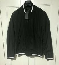 Armani Exchange Mens Bomber Jacket Size Medium