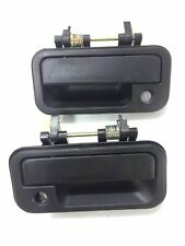 *NEW* OUTER DOOR HANDLE (PAIR) for HOLDEN RODEO TF 1988-2002 FRONT RIGHT + LEFT