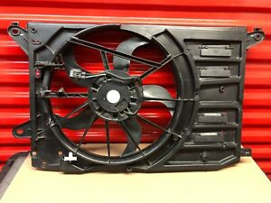 2013 2014 2015 2016 FORD C MAX  COOLING FAN SHROUD ASSEMBLY OEM*