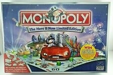 Monopoly Here & Now Limited Edition Hasbro 2005 London– Brand New Sealed