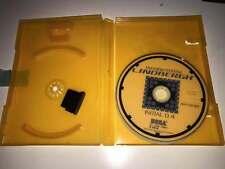 SEGA LINDBERGH INITIAL 4 DVD(NEW DVD DVP-0030C .) w/KEY