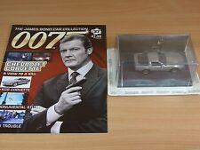 EAGLEMOSS JAMES BOND 007 ISSUE 37 CHEVROLET CORVETTE