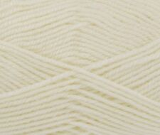 King Cole Aran 70 Acrylic 30 Wool 100g Balls Natural