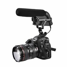 Sevenoak SK-CM300 Shotgun Video Condensor Microphone for DSLR Cameras/Camcorders