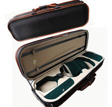 new high quality ablong violin case 4/4, light and strong