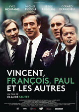 Affiche Roulée 40x60cm VINCENT, FRANÇOIS, PAUL ET LES AUTRES - Sautet R2014 NEUV
