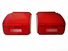 1969 CHEVELLE TAIL LIGHT LENSES PAIR G.M. RESTORATION PARTS