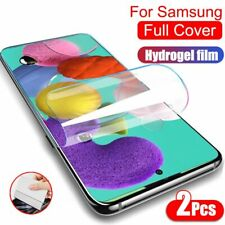 Hydrogel Film For Samsung Galaxy A51 A71 A50 A70 A21S S10 Plus Screen Protector