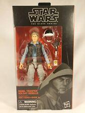 Hasbro Star Wars Black Series 6 Inch #69 Rebel Trooper NIB Action