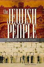 The Jewish People: An Illustrated History-ExLibrary