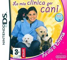 La Vita Di Emma - La Mia Clinica Per Cani - Nintendo DS