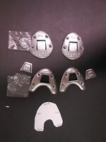 New E.B. Smith Jingle Toe  Taps EB Smith double action aluminum alloy 2 sizes