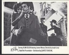 Jeanne Moreau Alain Delon in Mr. Klein 1976 movie photo 41482