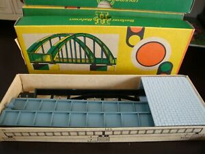 Berliner Bahnen Model TT Bridge Kit #7112 NEW
