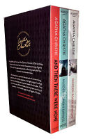 Agatha Christie Collection The Worlds Favourite 3 Books Box Gift Set Pack -paper