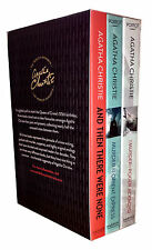 Agatha Christie Collection The World's Favourite 3 Books Box Gift Set Pack