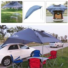 Portable Trailer Awning Sun Shelter Car SUV Awning Canopy Camper Roof Top Tent