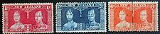 Timbre NOUVELLE-ZELANDE / Stamp NEW ZELAND - Y&T n°233 à 235 obl (Cyn22)