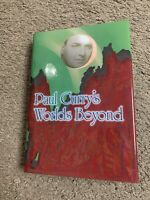 Paul Curry Worlds Beyond/Mint Condition Close Up And Stand Up Magic