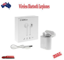 Wireless Earphones Earbuds TWS Bluetooth for iPhone Samsung and Android Mobiles