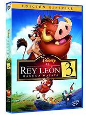 DVD y Blu-ray animaciones y animen en DVD: 2 el rey león