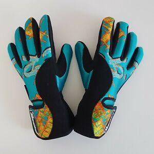 Santini Vintage Cycling Gloves XL, 2XL New Retro Bike
