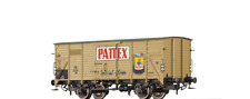 BRAWA 49036 H0 Güterwagen G10 DB III Pattex DC