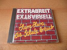 CD Extrabreit - Hurra Hurra, die Schule brennt - 14 Songs