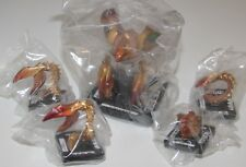 ULTRA VORGAX ALL 5 PIECE 37-41 Monsterpocalypse Series 3 All Your Base