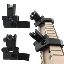 Front and Rear Flip Up 45 Degree Offset Rapid .Transition Backup Iron Sight New·