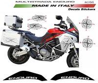 Kit adesivi per Ducati Multistrada 1200 Enduro
