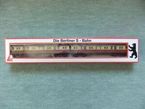 Die Berliner S-Bahn, LIMA, HO, Viertelzug, Typ 275 BVG, L106550, OVP, unbespielt