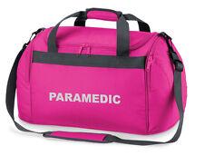 1 x PARAMEDIC Pink Holdall/Work Bag Paramedic First Responder Medic St John