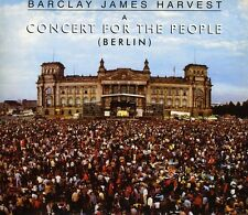 Barclay James Harves - Concert for the People: Berlin [New CD]