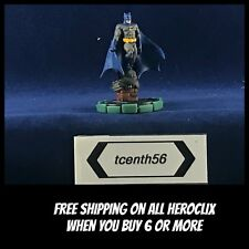 DC Heroclix Icons Batman 041 Experienced