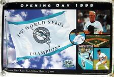 Florida Marlins ~ 1997 World Champs Limited Edition Poster