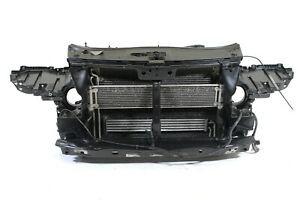 Original VW Touareg 7L 5.0 TDI V10 Kühlerpaket Schlossträger Frontpaket Kühler